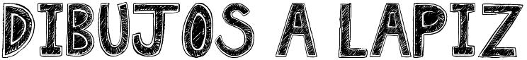 logo dibujos a lapiz