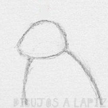 como dibujar un animal a lapiz