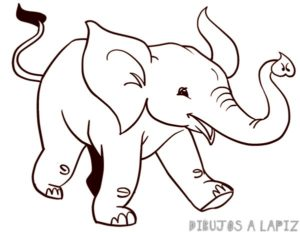 dibujos a lapiz animales 1
