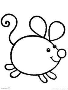 imagenes de ranas para colorear