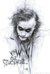 personas dibujadas a lapiz