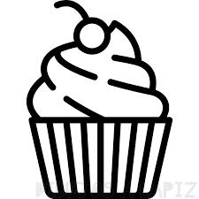 cupcakes para pintar