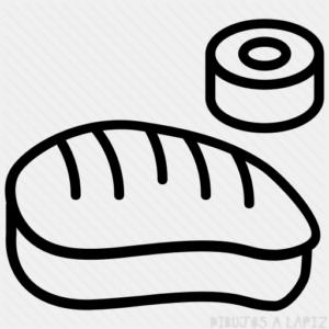 dibujo de una carne