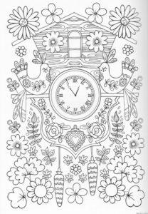 dibujos para imprimir y colorear gratis
