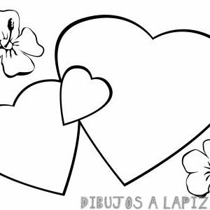 imagenes de amor para mi novia para dibujar