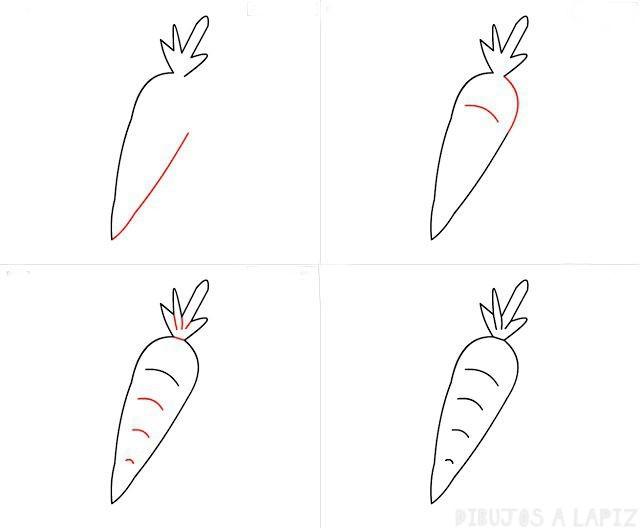 Áˆ Dibujos De Zanahorias Top 30 Animadas Y Listas Para Hacer Este bizcocho de zanahoria y nueces está hecho como si de un bizcocho de yogur se tratase, pero añadiéndole estos ricos ingredientes. ᐈ dibujos de zanahorias top 30 animadas