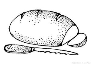 dibujos para bolsas de pan
