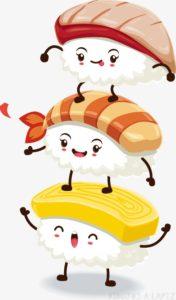 imagenes de comida sushi