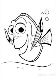 imagenes de pescados animados