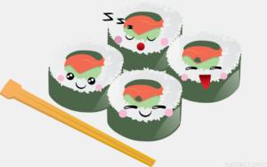 imagenes de sushi gratis scaled