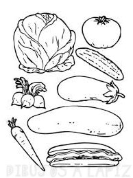 imagenes de verduras y hortalizas