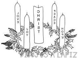coronas de adviento originales
