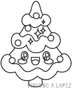 dibujos de navidad para imprimir