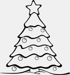 dibujos navideños faciles