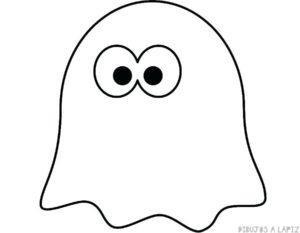 dibujos de fantasmas animados