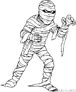 imagen momia