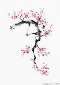 imagenes arbol cerezo japones