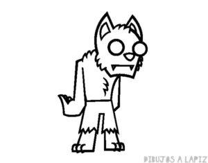 imagenes del hombre lobo reales
