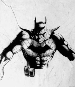 dibujos animados de batman