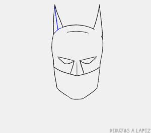dibujos de batman a color